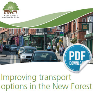 Improving transport options in the New Forest - PDF File