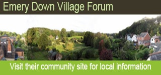 Emery Down Village Forum Website