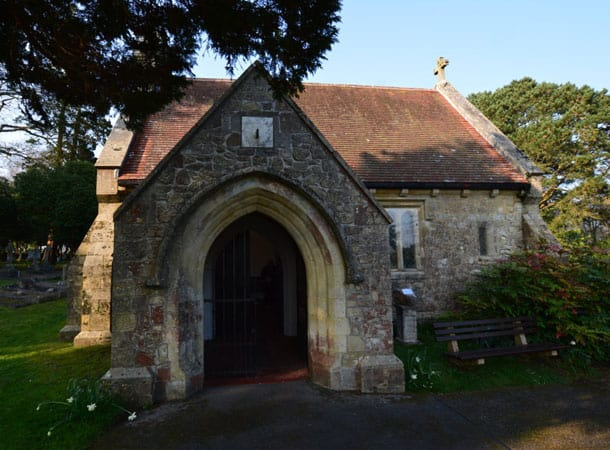 Lyndhurst Cemetery and St Margaret's Chapel Open Day