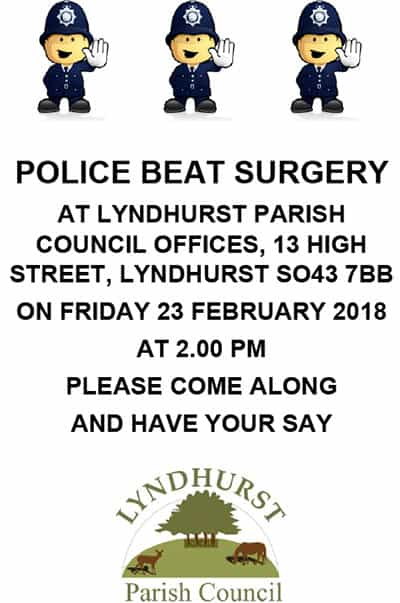 Police-Beat-February-2018-poster